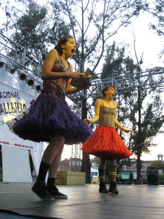 Las Bellas Durmientes, Mexico